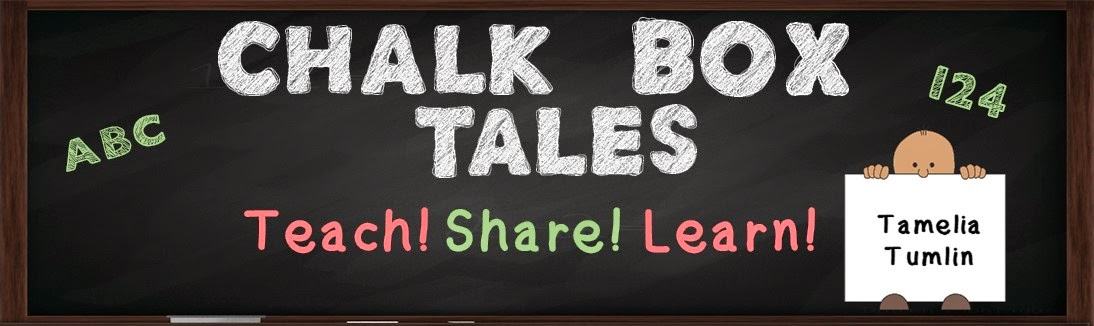Chalk Box Tales