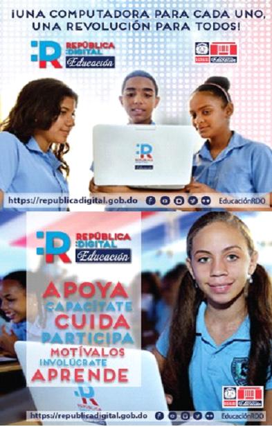 REVOLUCION EDUCATIVA EN RD. IMPULSADA POR EL MINERD