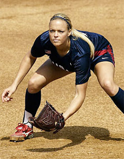Sexiest Women Athlete Of All Time Jennie Finch