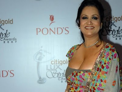 Bushra Ansari Hot Sexy Picture