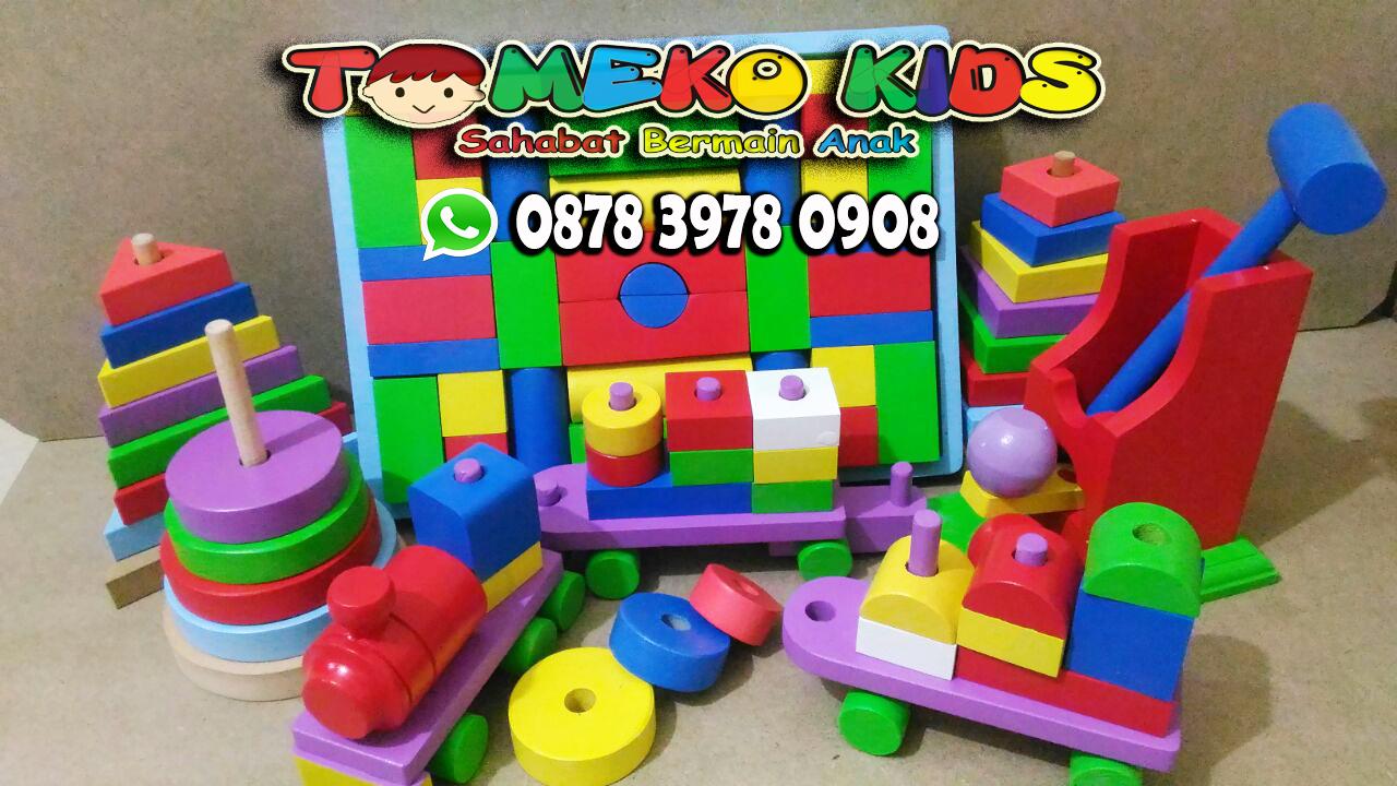 Grosir Mainan Anak Jual Murah Produsen Kayu Agen Edukasi