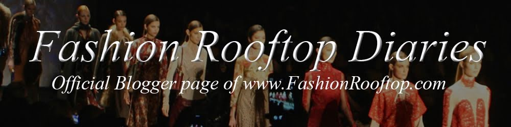 Fashion Rooftop Diaries