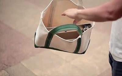 Αυτοκίνητο… τσάντας