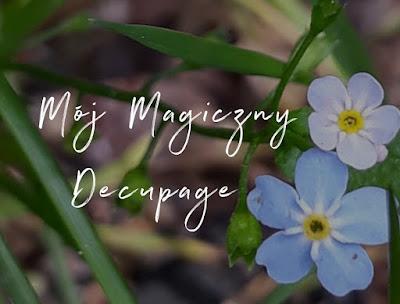 Mój Magiczny Decoupage