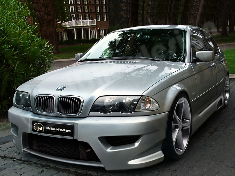 World Car Wallpapers  Bmw e46