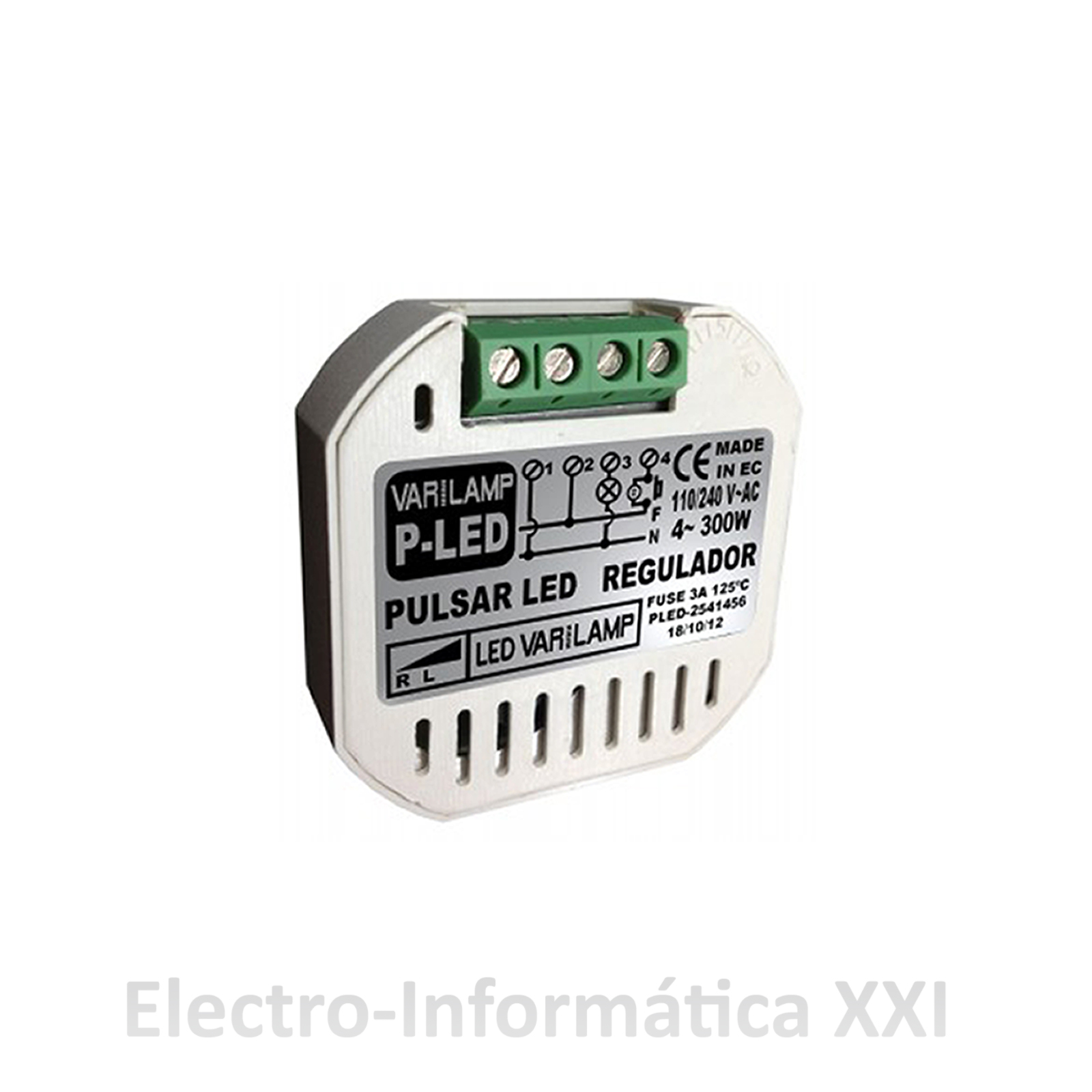 Regulador de intensidad para lamparas led varilamp pulsar - Regulador intensidad luz ...