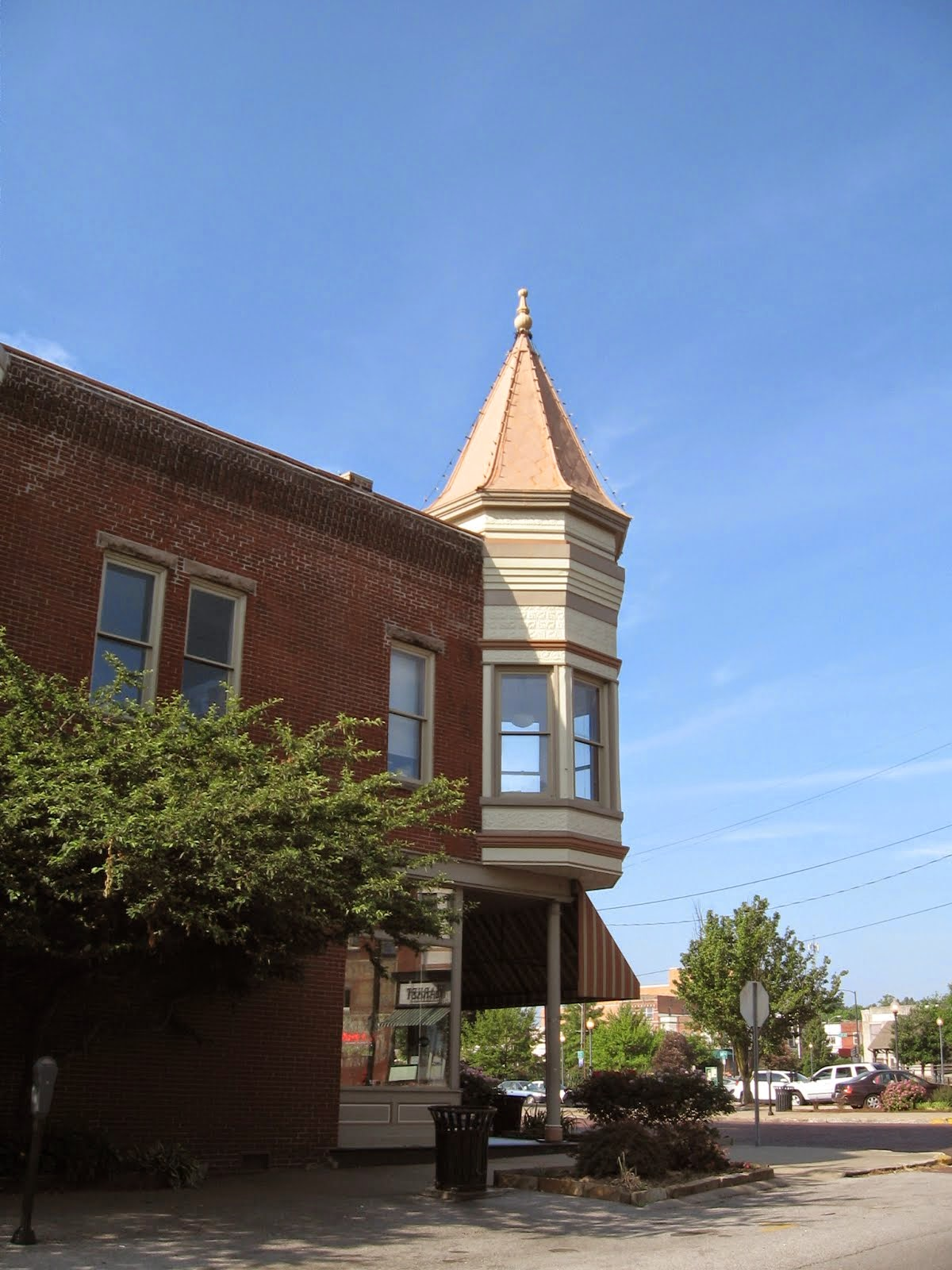 F.A.Prickett Building -Built 1903