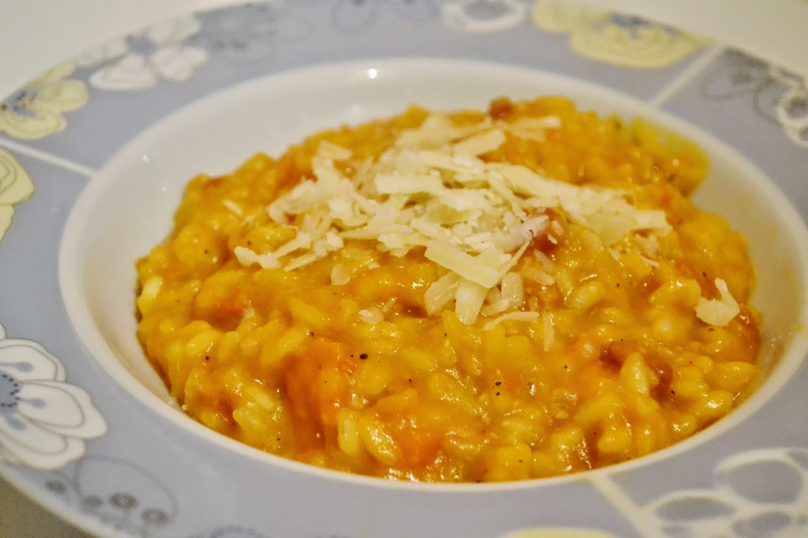 how to make pancetta risotto