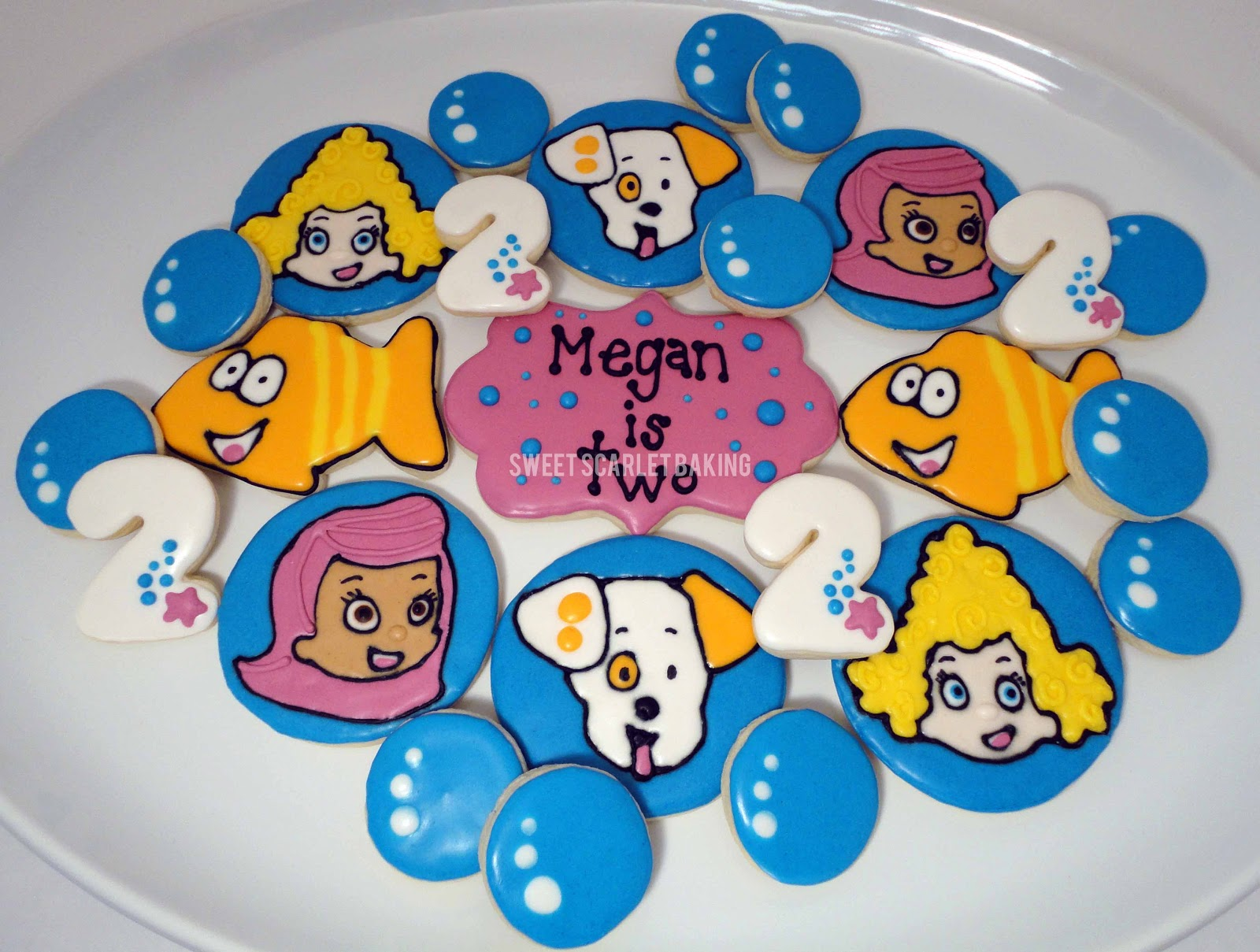 sweet scarlet baking bubble guppies