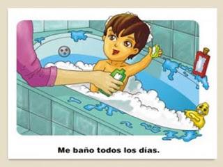 Autocuidado del infante normas de higiene - Trucos para ir al bano todos los dias ...