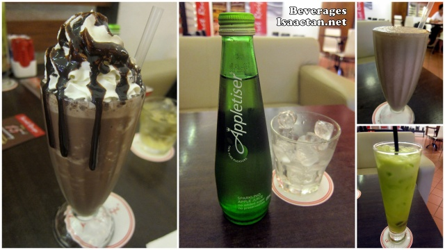 Secret Recipe Beverages