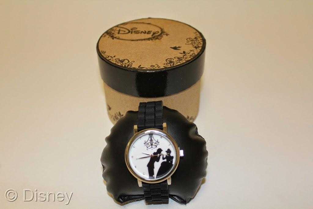 how to set the time on a disney accutime watch