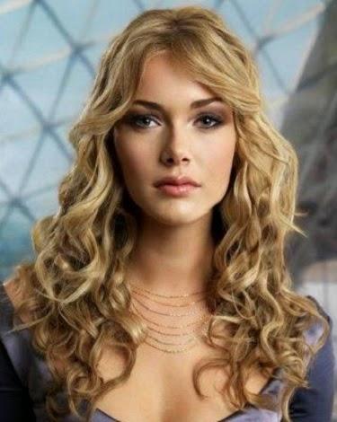 mujer: estilo y belleza: pelo largo de fiesta 2015