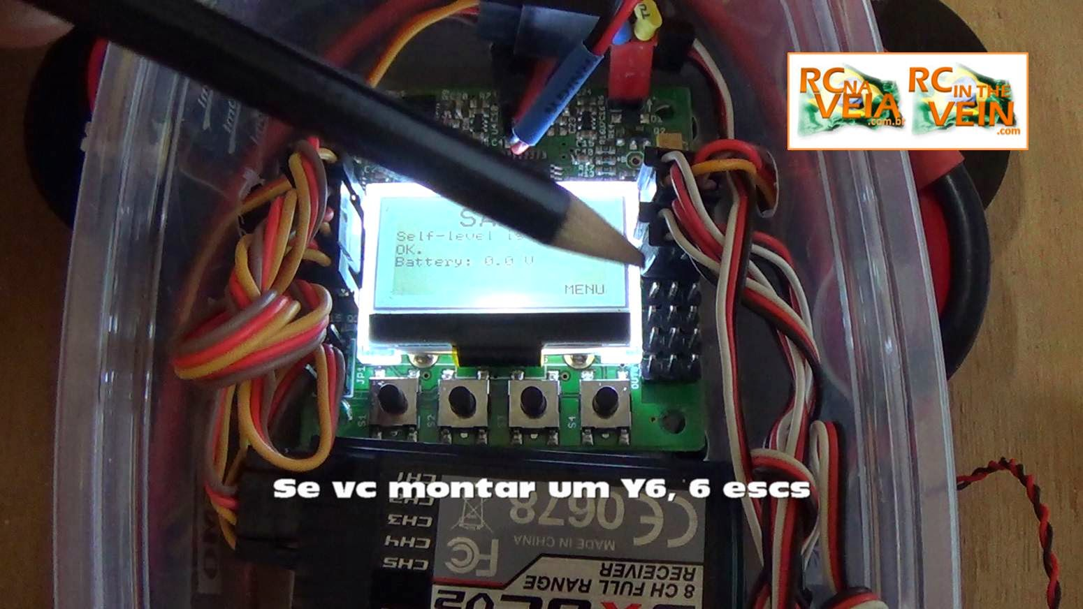 Rc In The Vein 2014 Kk2 Wiring Diagram Some Pictures To Show