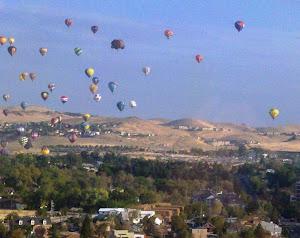 Gumballs Over Reno