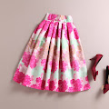 New Spring Vintage Swing Skirts