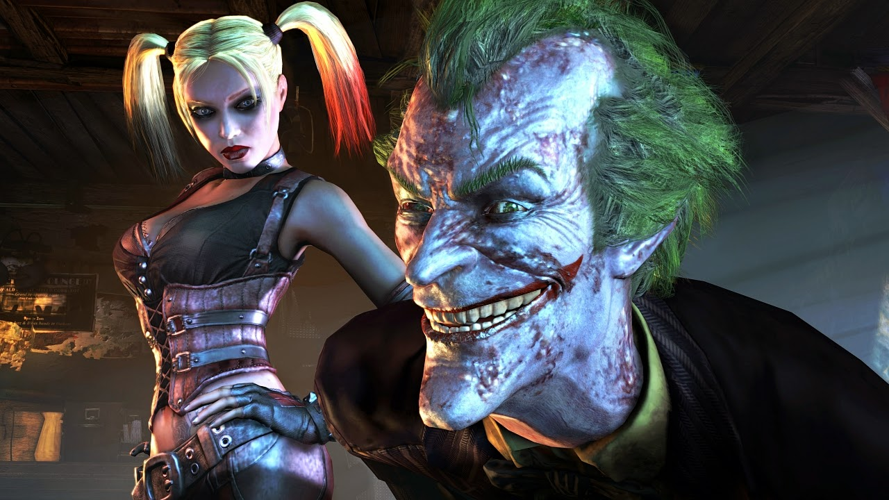 The Joker returned as one of the game's main villains