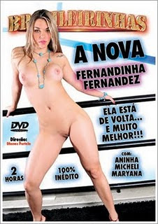 Brasileirinhas - A Nova Fernandinha Fernandez