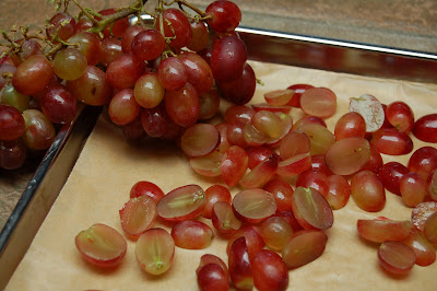 Roasted Grapes Two Ways | www.kettlercuisine.com