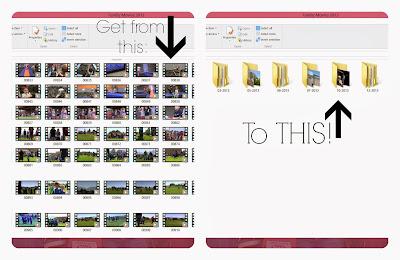 organize videos, organize photos, keeping photos and videos organized on your computer, computer organization