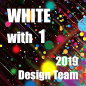 Ancien DT:  White With 1 Challenge Blog