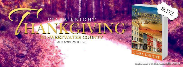 Thanksgiving in Sweetwater County by Ciara Knight – Release Day Blitz @ciaratknight