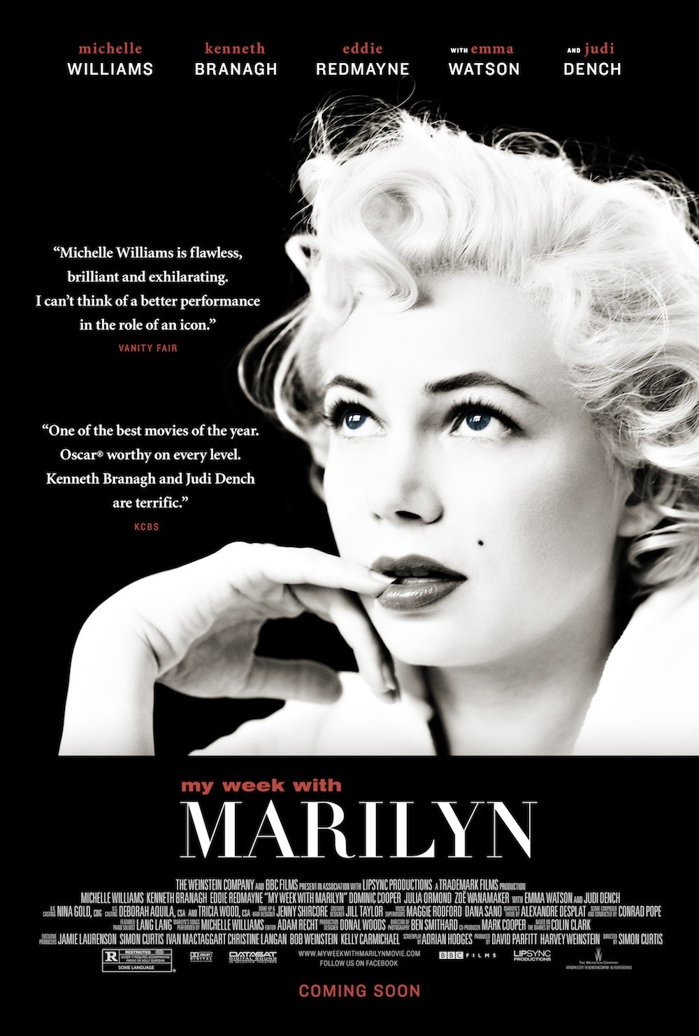 One week with Marilyn