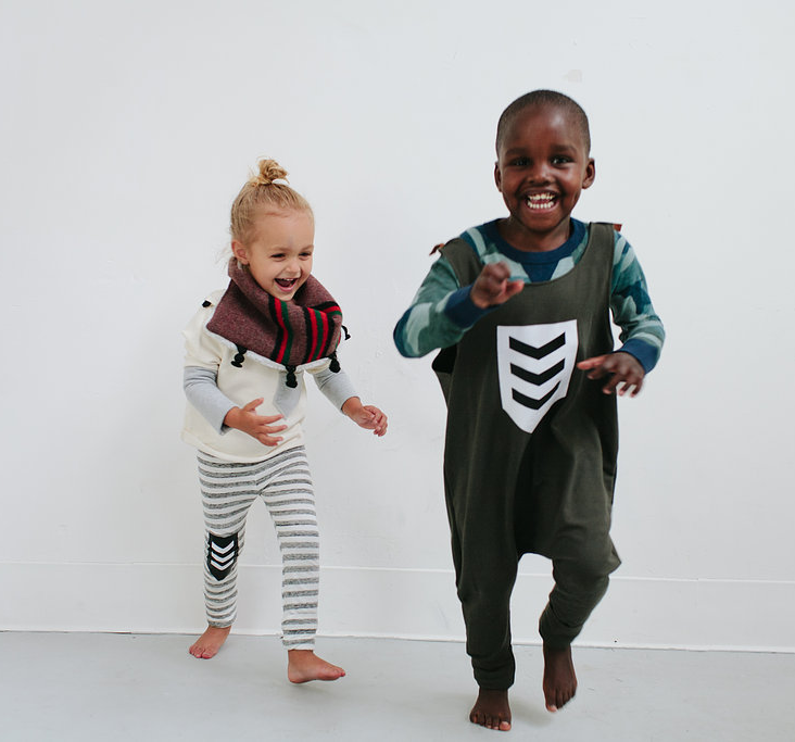 Duchess and Lion - Cool kidswear made in the USA