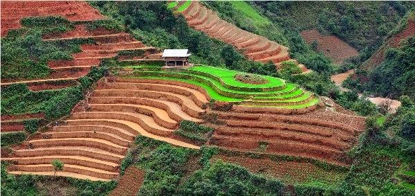 Travel Sapa, Vietnam