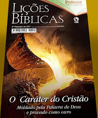 EBD Lições Bíblicas 2º trimestre 2017