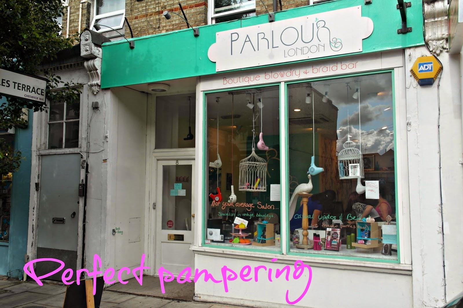 The Parlour London review