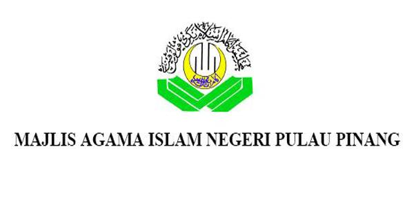 Jawatan Kerja Kosong Majlis Agama Islam Negeri Pulau Pinang (MAINPP) logo www.ohjob.info mac 2015