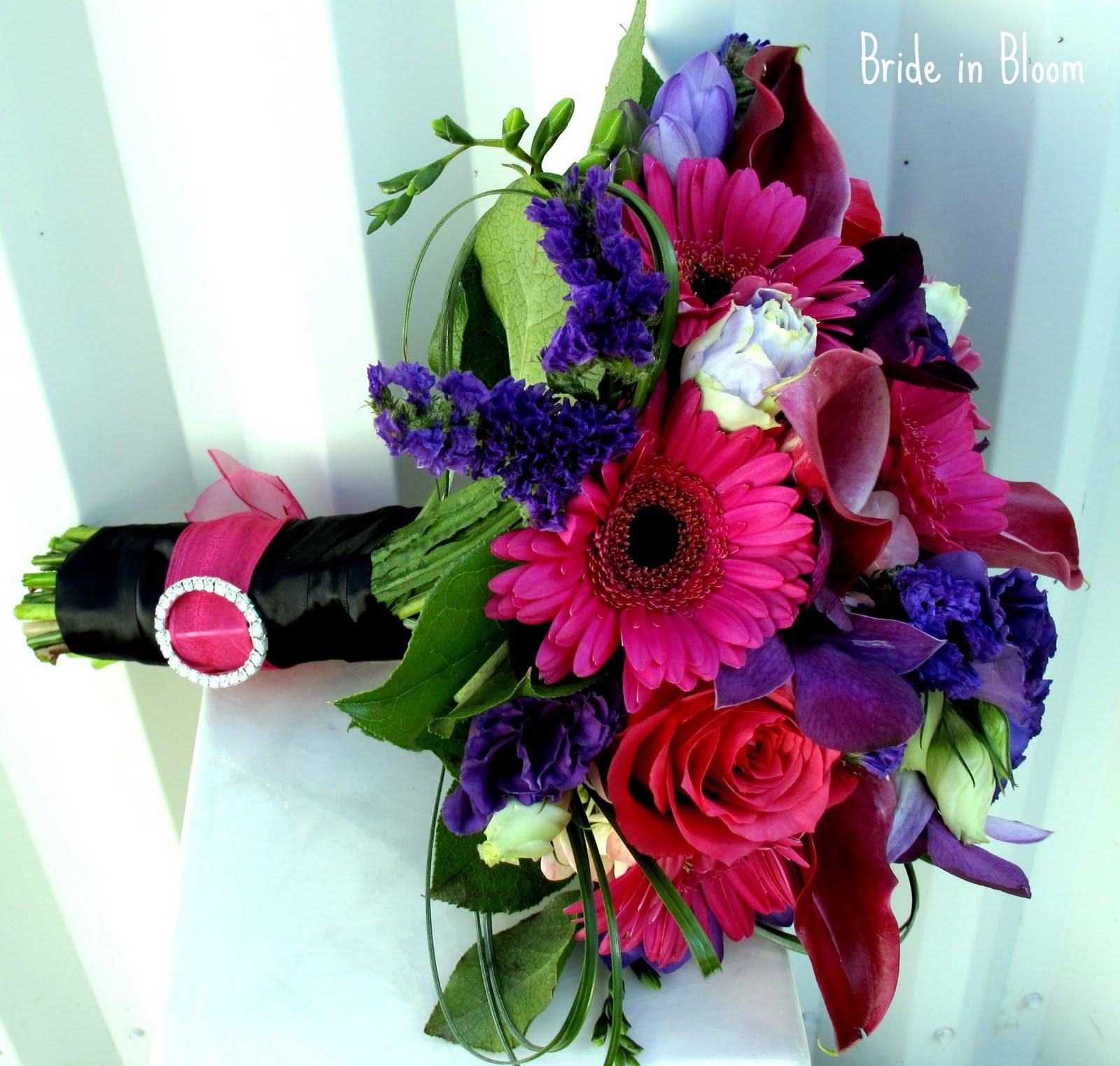 Bride in Bloom: August 2011