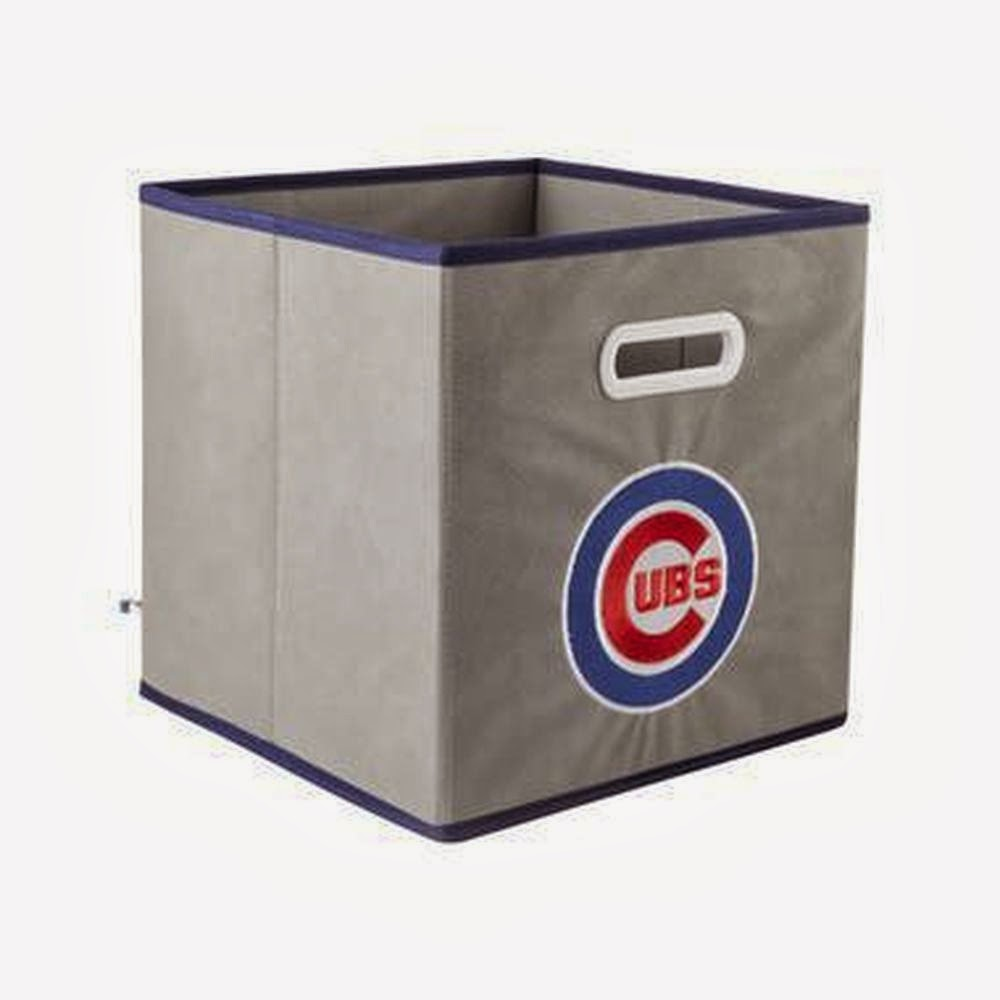 Chicago Cubs MLB Storeit Drawers (Set of 2)