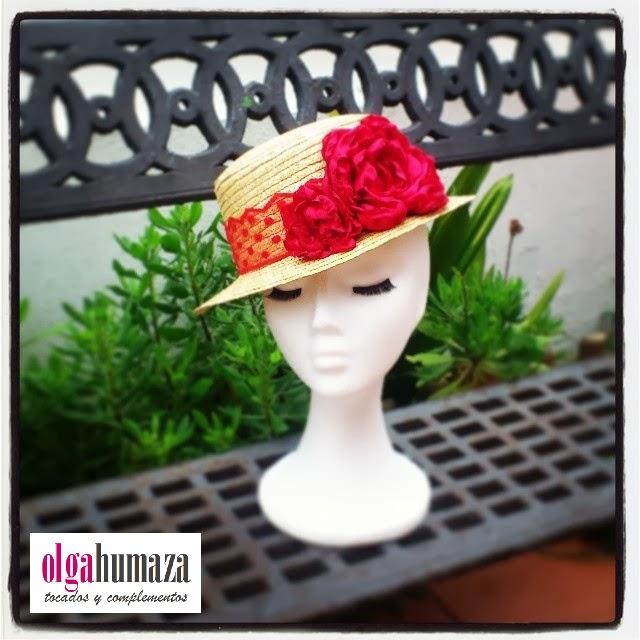 http://olgahumaza.blogspot.com.es/2014/02/b03-sombrero-canotier-natural-y-rojo.html