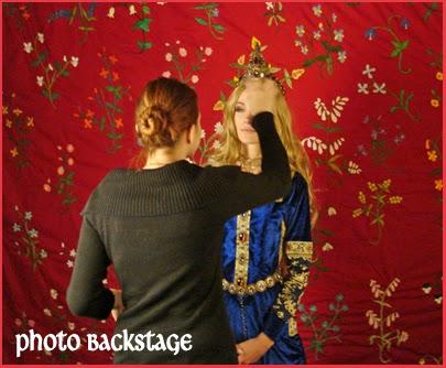 Jennifer Groët maquillage et coiffure / http://www.groet-jennifer.book.fr/