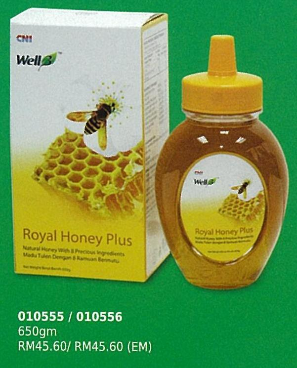 royal honey plus