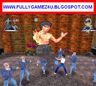 Download Bruce lee Call Of The Dragon Game 100% Wprking