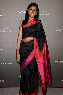 Indian Fashion Style: Sarees versus Gowns | Nandita Das at Cannes Film Festival 2015