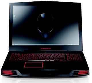 Dell Alienware M17x Terbaru 2011