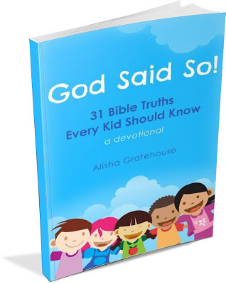 God Said So by Alisha Gratehouse
