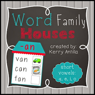 https://www.teacherspayteachers.com/Product/Word-Family-Houses-376228