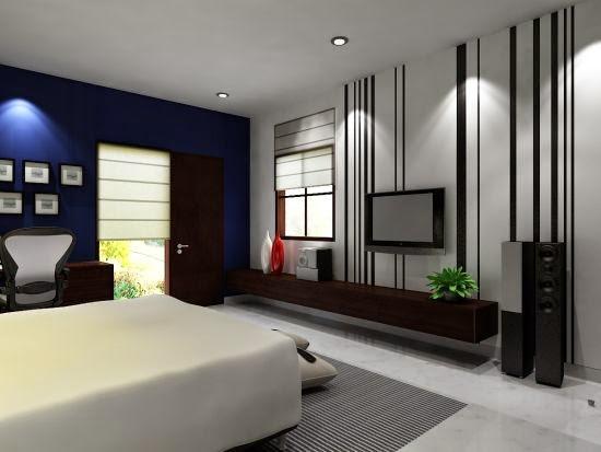Kamar Tidur dengan Ruang Duduk