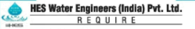 HES Water Engineers (India) Pvt. Ltd. Recruitment 2015