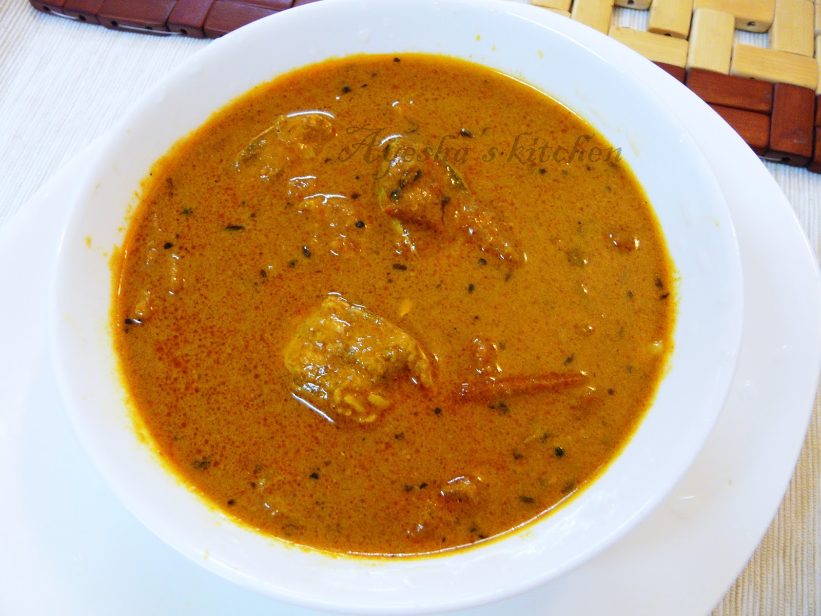 Goan fish curry recipe fish recipes for Tasty fish recipes