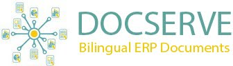 Doc Serve | Bilingual ERP Documents