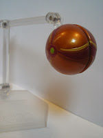 Samus' morph ball accessory