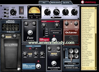 Steinberg Virtual Bassist v10.0 Build 503