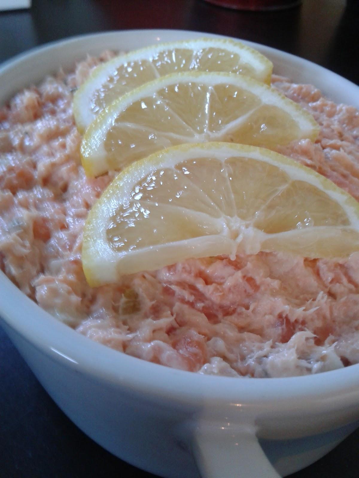 Rillettes aux deux saumons cuisine de karo for Cuisine karo