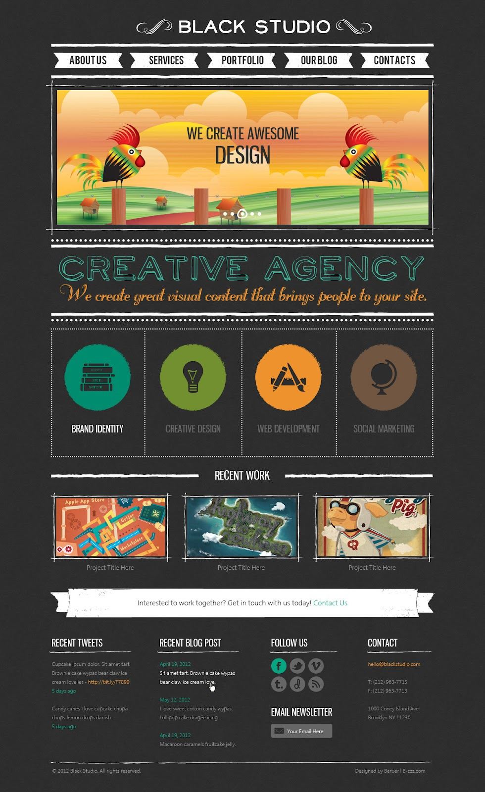 Creative-and-Clean-Design-Multi-Purpose-Black-Studio-HTML